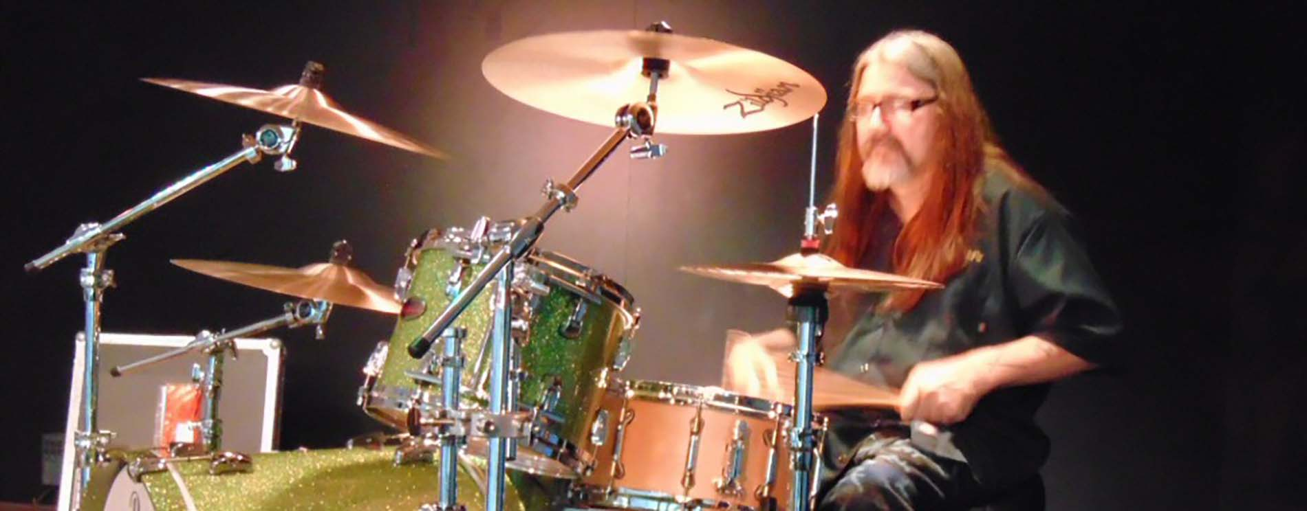 Andrew Hewitt - Sydney Drummer and Educator | Drum Lessons