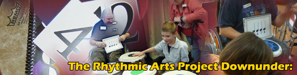 Andrew Hewitt - The Rhythmic Arts Project Downunder