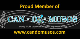 Proud Member of Can-Do Musos