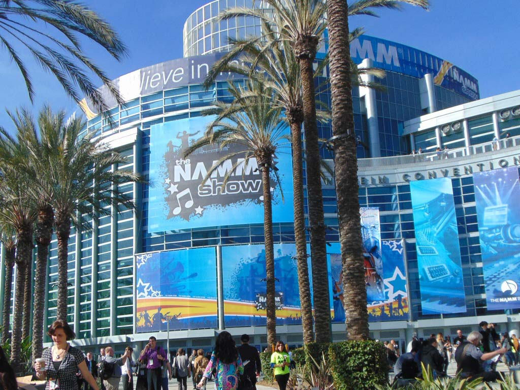 NAMM 2016: Anaheim California (USA)