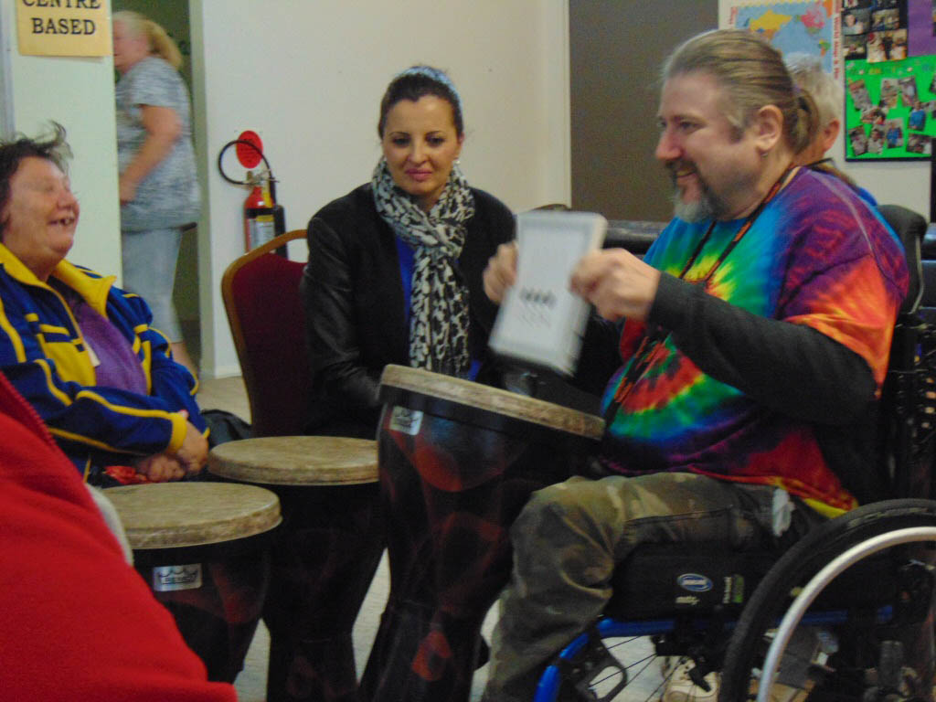 TRAP Downunder - Interaction Disability Services - July 2015